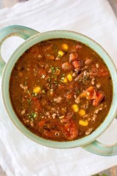 Easy, delicious and healthy Taco Soup with Hominy recipe from SparkRecipes. See our top-rated recipes for Taco Soup with Hominy. Taco Soup Recipe With Hominy, 8 Can Taco Soup, Healthy Taco Soup, Hominy Recipes, Easy Taco Soup, Healthy Tacos, Soup Recipes, Recipies, Weight Watcher Taco Soup
