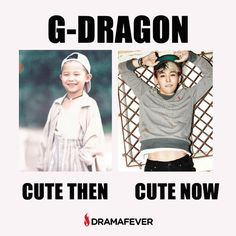Look at baby GD's swag! Check out G-Dragon on the latest episodes of Infinity Challenge on DramaFever!