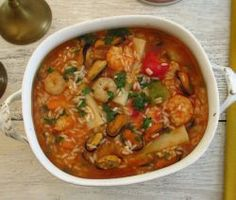 Image of Seafood rice | Food From Portugal