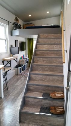 $48K Tiny House Comes With Sleek Storage, Security System