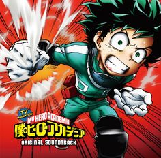 Boku no Hero Academia Original Soundtrack