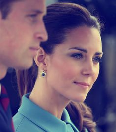 Duke and Duchess of Cambridge in New Zealand, April 2014