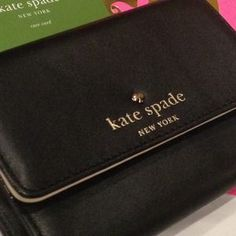 ***SOLD***I just added this to my closet on Poshmark: Kate Spade Wristlet. Price: $70 Size: OS