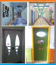Portes de jardin d'enfants/portes d'école/portes d'enfants (BN-KD101) –Portes de jardin d'enfants/portes d'école/portes d'enfants (BN-KD101) fournis par Jinhua Benear International Trade Co., Ltd. pour les francophonies