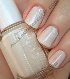 essie marshmallow white nail polish So Fresh and So Clean   The White Nail Trend
