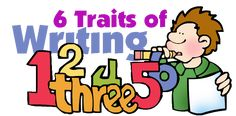 "Information and Ideas for how to teach each of the 6+1 Traits of Writing, and rubrics. Also posted on ""Write On."""