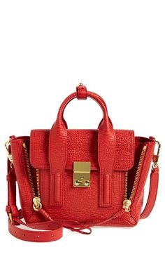 i've always wanted this bag, but i especially love the red now.