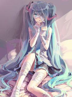 Miku Hatsune- Rolling Girl #otaku