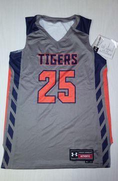 Auburn L/S Crew Shooters Shirt Unisex Basketball Under Armour XL #25 #underarmour #Jerseys