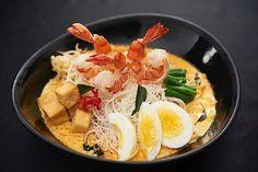 New Menu at Anigre Restaurant #katonglaksa . . . Come and taste the Katong Laksa ! . . . #sheratongrand #sheratongrandjakarta #sheratongrandjakartagandariacity #Anigre #luxuryhotel #goodfood