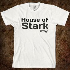 HOUSE OF STARK FTW