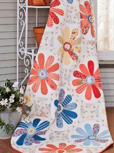 Petal Quilt Pattern Download