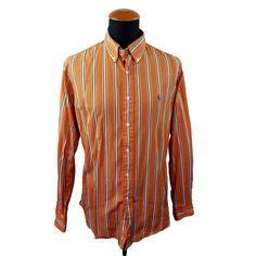 Shirts Ralph Lauren Men Cotton Orange to be sold or bought amongst fashion aficionados on Videdressing ✅ At up to off ✓ Guaranteed Authenticity ✓ Satisfaction or your money back ✓ Buyer and seller protection Red Burgundy, Good Looking Men, How To Look Better, Underwear, Polo Ralph Lauren, Dress Shoes, Shirt Dress, Swimwear, Cotton
