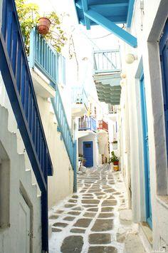 Mykonos  The Cyclades  Greece