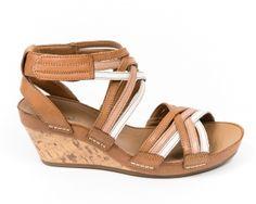 Clarks RUSTY FREE nude #summer #wakacje #sandały #sandałki #kobieta #lato