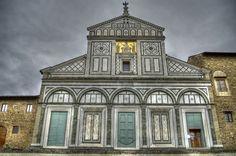 La basilica di San Miniato al Monte a Firenze