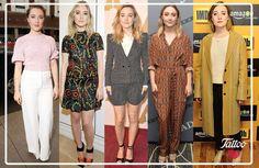 Tenemos una nueva favorita: Saoirse Ronan ¿qué te parece su estilo? #TattooStyleCrush