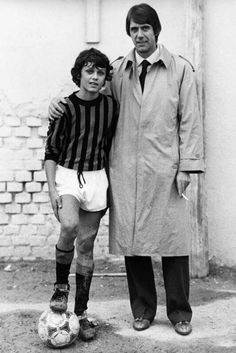 Paolo and Cesare Maldini