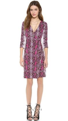 Diane von Furstenberg New Julian Two Wrap Dress I shopbop