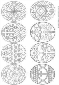 Teen Easter Eggs Coloring Page challenge. Adult Easter Eggs Coloring Page. Teen Easter Eggs Coloring Page challenge. Adult Easter Eggs Coloring Page. Egg Crafts, Easter Crafts, Easter Art, Easter Egg Coloring Pages, Easter Religious, Ukrainian Easter Eggs, Egg Designs, Easter Printables, Easter Activities