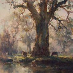 Painting by John McCartin