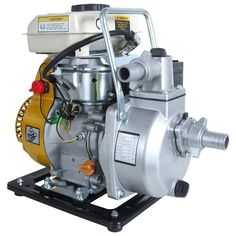 "Villiers RT25VZB36-1.2Q 1"" Villiers Engine Pump - Handy Domestic Engine Driven Pumps from pump.co.uk - W.Robinson & Sons (Ec) Ltd UK Flood Prevention, Diaphragm Pump, Black Water, Irrigation, Water Features, Swimming Pools, Sons, Engineering, Pumps"