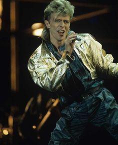 David Bowie - Glass Spider, 1987