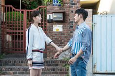 """Tensions Heighten With Secretive Conversations In New Stills For """"While You Were Sleeping"""" Kdrama, Jung In, Miss A Suzy, Moonlight Drawn By Clouds, Hello My Love, Weightlifting Fairy Kim Bok Joo, While You Were Sleeping, Bae Suzy, Lee Sung"""