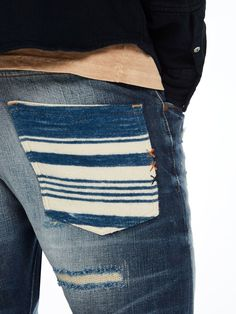 Ralston Plus - Bust It Out | Regular slim fit | Denims | Men Clothing at Scotch & Soda