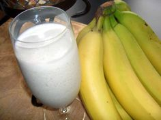 Dirty Banana....my favorite drink while on the beach in Jamaica!