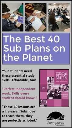 Every teacher needs these Essential Study Skills for their ready-to-teach sub plans. Your students need them, as well! So affordable and always 5 star ratings. Pick up a few licenses to give to your colleagues. Principals, buy these for your teachers. Don't let sub days be wasted instructional days. They won't with the lessons in Essential Study Skills. Response To Intervention, Reading Assessment, Formative Assessment, Reading Intervention, Teaching Reading Strategies, Reading Resources, Reading Comprehension, Phonics Books, Phonics Lessons