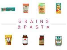 100 Cleanest Packaged Food Awards 2013: Grains And Pastas:     http://www.prevention.com/food/healthy-eating-tips/100-cleanest-packaged-food-awards-2013-grains-and-pastas?s=1