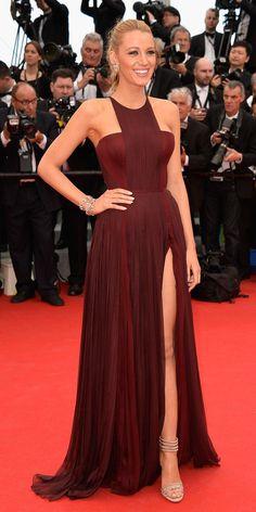15 looks incríveis de Blake Lively no red carpet   Chic - Gloria Kalil: Moda, Beleza, Cultura e Comportamento