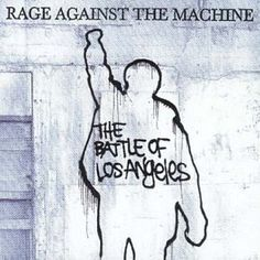 Rage Against The Machine, need to find my cds out