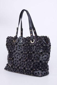 Black ecoleather bag