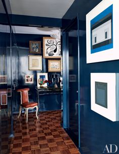 Our Favorite Art-Centric Rooms—Including Works by Picasso and Warhol Photos   Architectural Digest
