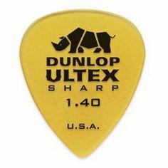 72 Dunlop Ultex Sharp 1.40mm Guitar Picks by Jim Dunlop. $23.39. Jim Dunlop Dun Ultex Sharp 72Bg 1.40 Made by Jim Dunlop Model Number: 433R140. Save 40% Off!