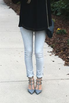 Lilly Style - black + gray