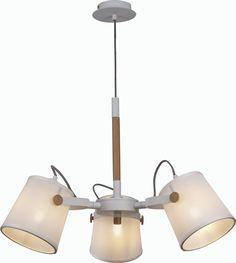 Colgante 3 luces Nórdica II 5461 de Mantra [5461] - 119,48€ :