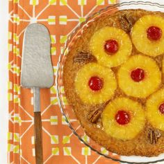Mad Men: Pineapple Upside Down Cake