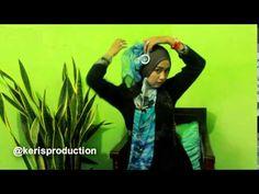 Tutorial Hijab (Chusnul Cuby) Part - 02