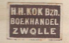 Boekhandel H.H.Kok, Zwolle