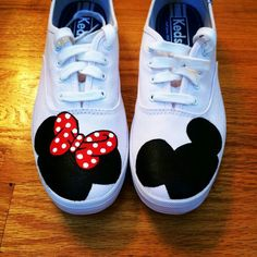 I want to make some Disney shoes!!