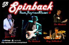 Spinback Live