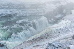 Dettifoss Waterfalls Iceland