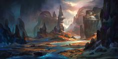 Canyon by ~Real-SonkeS on deviantART