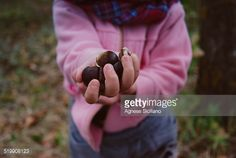 Foto stock : Cold hands