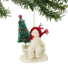 Snowbabies 2015 Ornament