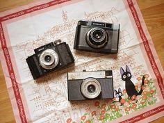 Old cameras... :)