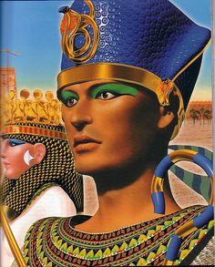 Egito Vivo: Ramsés II , A História
